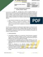 POLITICA PREVENCIÓN SPA 2019