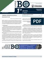 EL TSJ dispuso la digitalización de causas judiciales desde septiembre