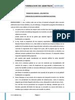 PRACTICAS DE ARBITRAJE 002