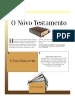 Livreto do Novo Testamento