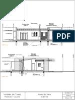 11 - Arquitectura Ampliacion Cortes