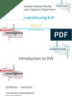 01_Data warehousing & BI01