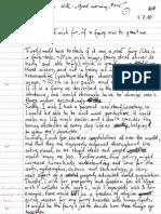 Essay Three Wishes