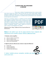 AVALIAÇÃO FINAL DE LINGUAGEM DA II UNIDADE Arquivo.docx