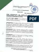 Resolución Num. DIGEIG 02-2019 del Comité Compras