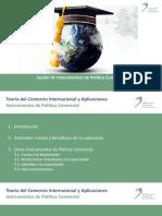2020- Módulo I - Semana II - Fundamentos del Comercio Internacional - Economía Internacional  - Sesión IV y V