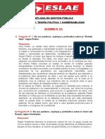 Examen N° 02 gestion publica