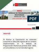 MODULO DE CAPACITACION EJEMPLO
