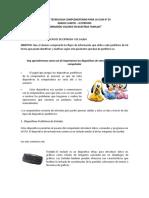 TALLER DE TECNOLOGIA GRADO CUARTO COMPLEMENTARIO PARA LA GUIA N° 03 - III PERIODO
