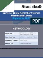Polling Survey PDF 9-8