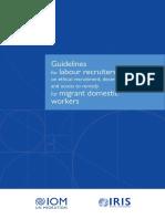 OIM Guidance for Labor Recruiters