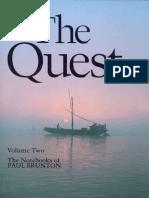 The Notebooks of Paul Brunton 02 - The Quest.epub