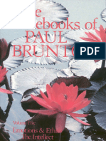 The Notebooks of Paul Brunton 05 - Emotions & Ethics, The Intellect.epub