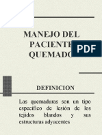 MANEJO DEL PACIENTE QUEMADO.ppt