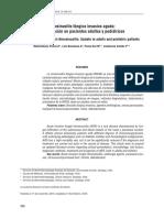 Rinosinusitis fúngica invasiva aguda