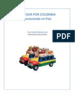 Proyecto De Tour por Colombia 2018