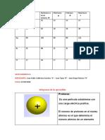 tabla de suma atómica e infografía deber 1 proyecto científico