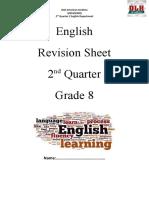Grade 6 (Novel) q2