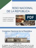 CONGRESO NACIONAL DE LA REPUBLICA