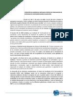 LINEAMIENTOS PARA LA ATENCIÓN DE AUDIENCIAS VIRTUALES CENTRO DE CONCILIACION DE LA UNIVERSIDAD DE SANTANDER