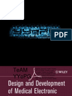 design and development of medical electronic instrumentation (2005)