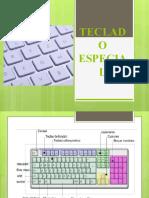 TECLADO ESPECIAL
