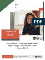 Windows-Server2012-R2-Preparatorio-Certificacion-Mcsa-Examen70410