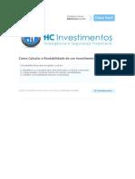HC Investimentos - Como Calcular a Rentabilidade de um Investimento.xlsx