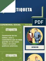 3 ETIQUETA SOCIAL