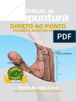 Manual de Acupuntura - Direto Ao Ponto - P&IG