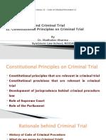 1.Rationale Behind Criminal Trial