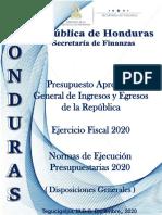 Disposiciones del Presupuesto 2020.pdf