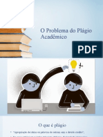 O Problema do Plágio Acadêmico(2)