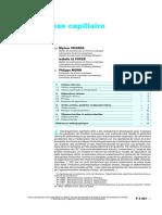Eléctrophorèse Capillaire APPLICATIONS