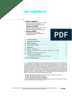 Eléctrophorèse Capillaire APPAREILLAGE