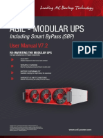 CET Power - Agil modular UPS - User Manual - v7.2