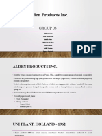 Group 03_Alden Inc.