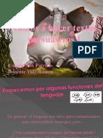 Presentación IV CSP Texto persuasivo