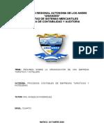 RESUMEN ORGANIZACION EMPRESA TURISTICA HOTELERA.docx