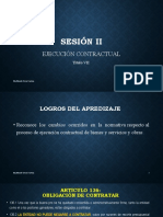 RLCE - Sesión II