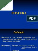 AULA POSTURA