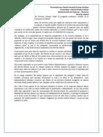 Importancia Del Derecho Laboral en la Administración de Empresas