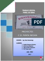 TF -PANEL DE OBRA