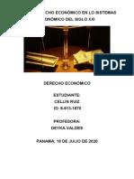 DERECHO ECONOMICO-ENSAYO