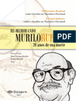Re-memorando Murilo Rubião – 20 anos de sua morte