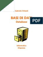 Basi di dati