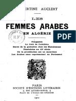 Femmes Arab en Algerie