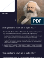 Clases Marx - Manifiesto