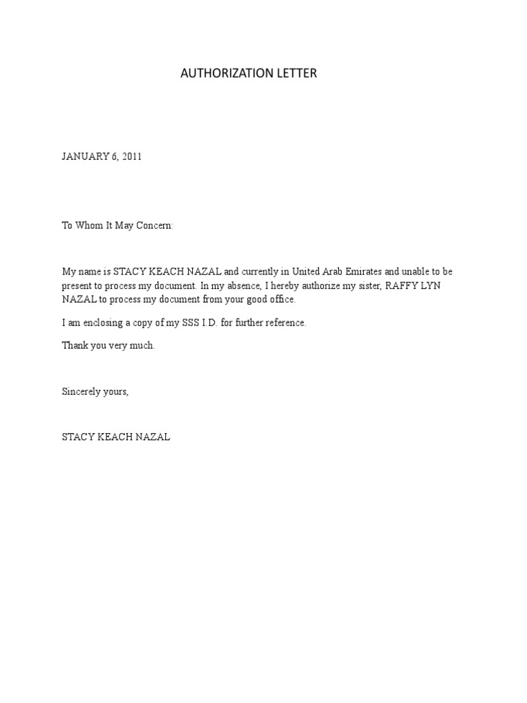 letter of authorization philippines authorization letter 19066 | 1492006312