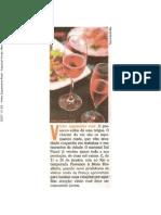 2007-12-20 - Vinho Espumante Rosé - Especial Verão (Revista O Globo)